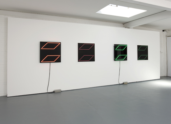 Installation View, doggerfisher Edinburgh 2009