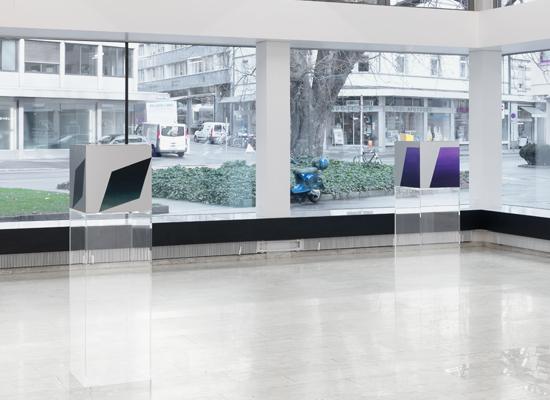 Installation View Galerie Anne Mosseri-Marlio, Zurich 2009